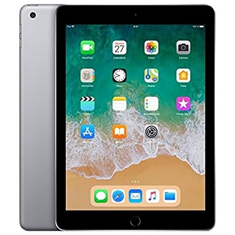 Apple iPad 9.7 (2018) WiFi 32 Go - gris sidéral