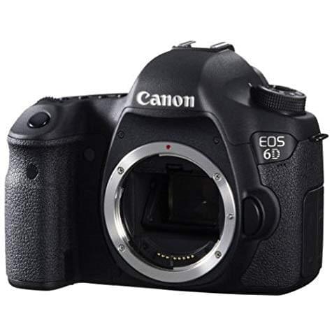 Reflex Canon EOS 6D - Boîtier Nu (20,6 Mpix)