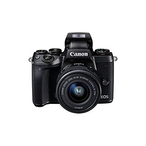 Hybride Canon EOS M5 (24 Mpix) + objectif EF-M 15-45mm