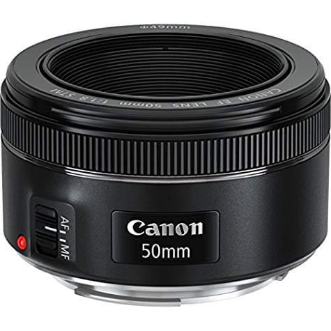 Objectif Canon EF 50mm F/1,8 IS STM (avec Code Promo -30€)