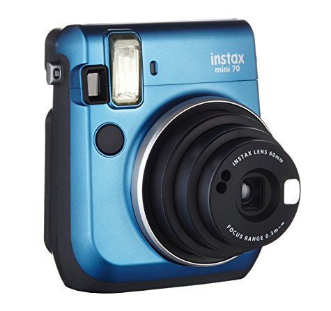Appareil photo instantané Fujifilm Instax Mini 70 (plusieurs couleurs dispo)