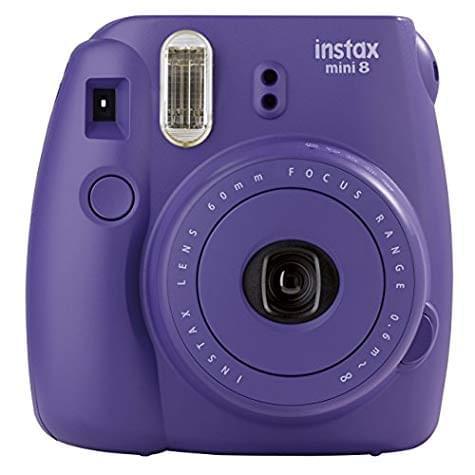 Instantané Fujifilm Instax Mini 8 (Violet)