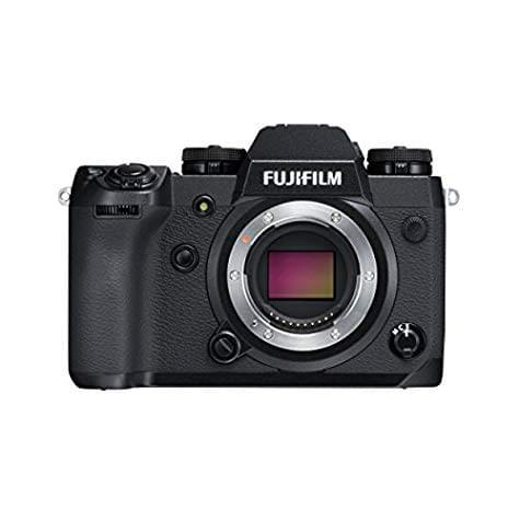 FUJIFILM X-H1 boitier nu (24 Mpx / mode 4K Cinéma) + réduction de -250€