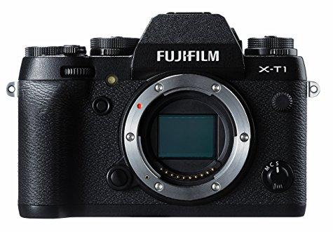 Hybride Fuji X-T1 Noir - Boîtier nu (ODR 300€)