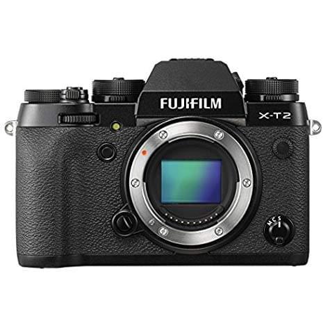 Fujifilm X-T2 Boitier nu (24 Mpix / 4k / WiFi)