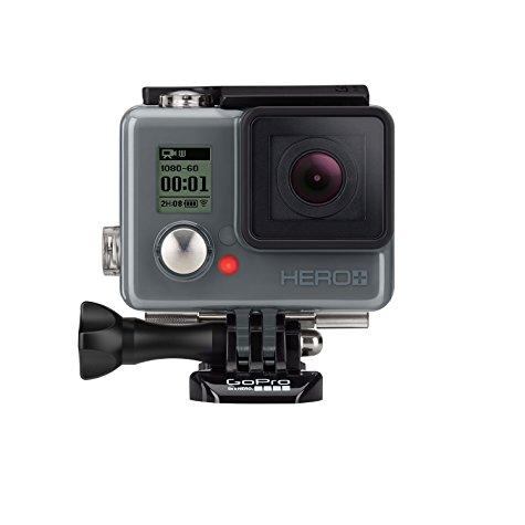 GoPro HERO+ LCD 8 Mpix / Écran tactile / Wifi+Bluetooth