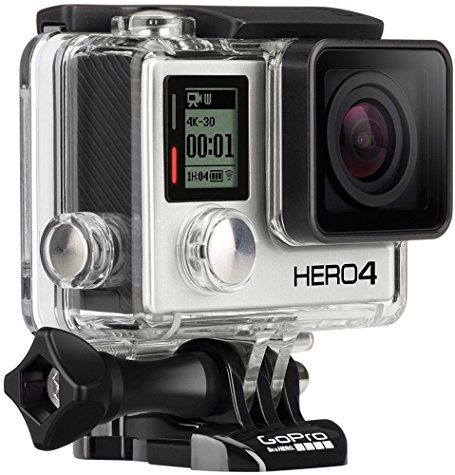 Camera étanche GoPro Hero 4 Black (4k / Wifi / Bluetooth)