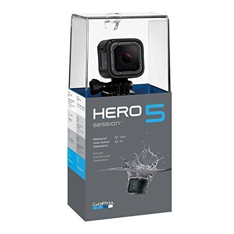 Caméra GoPro Hero 5 Session (4k / étanche 10m)