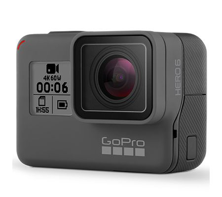 Caméra GoPro Hero 6 Black + carte SD 32 Go