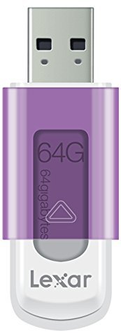 Clé USB Lexar JumpDrive S50 64Go