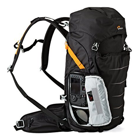 Sac à dos Lowepro Photo Sport 300 AW II - compartiment phot