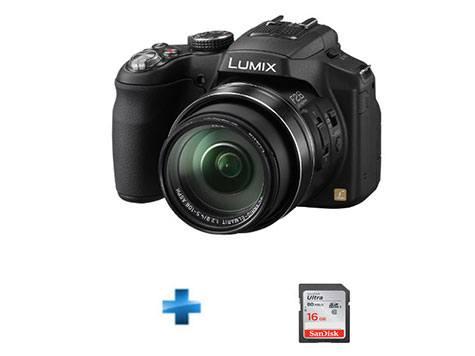 Bridge Lumix FZ200 + Carte SDHC SanDisk 16Go