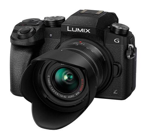 Panasonic Lumix G7 + Objectif 14-42mm