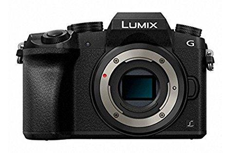 "Panasonic Lumix G7 (boitier nu) - code promo ""SPHOTO20"""