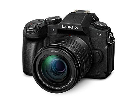 Lumix DMC-G80 + objectif 12-60mm Lumix G Vario Power OIS