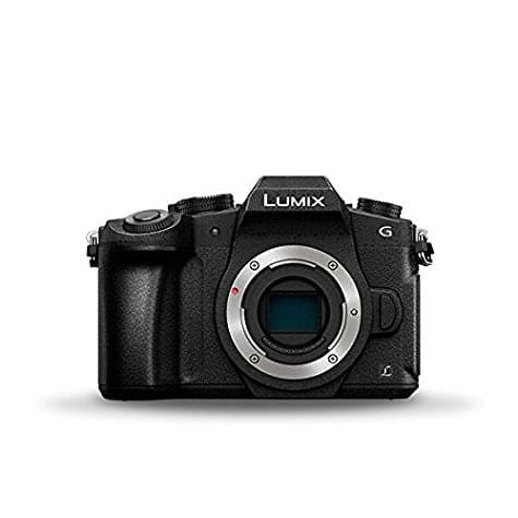 Panasonic Lumix G80 (16 Mpix / vidéo 4K / WiFi) - boitier nu