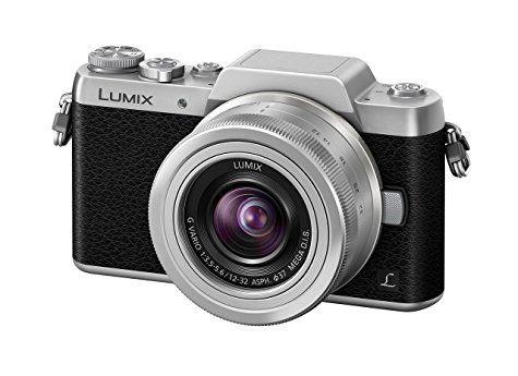 Panasonic Lumix GF7 + Objectif 12-32mm