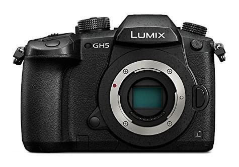 Panasonic Lumix GH5 nue (20 Mpix / vidéo 6k - 4k)