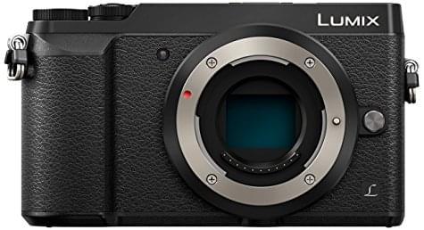 Panasonic Lumix GX80 noir (nu)