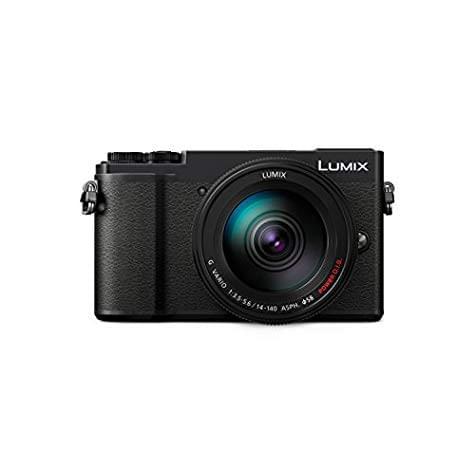 Kit Panasonic Lumix GX9 (20 Mpix / 4K / Wifi) + objectif zoom 14-140mm