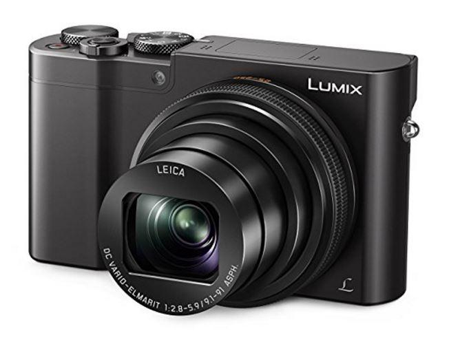 Panasonic Lumix DMC-TZ100 (4K / 20 Mpix / zoom 10x) avec ODR 100€