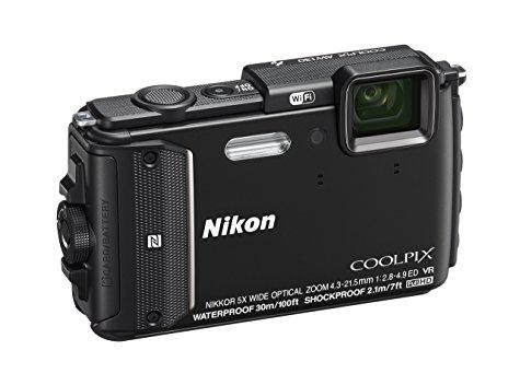 Nikon Coolpix AW130 compact 16 Mpix étanche 30 mètres