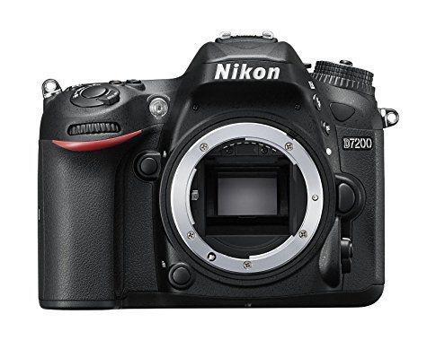 Reflex Nikon D7200 - Boitier Nu
