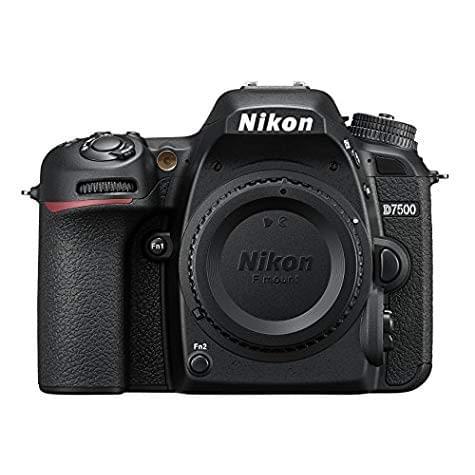 Reflex Nikon D7500 (20.3 Mpix / Wifi / 4K) Boîtier nu