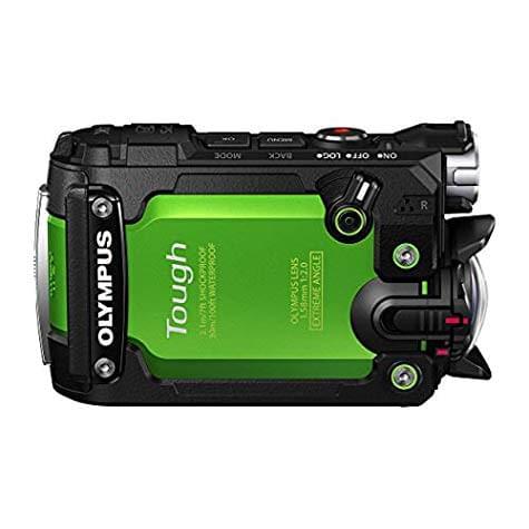 Caméra sport Olympus Tough Tracker (4K / étanche 30m)