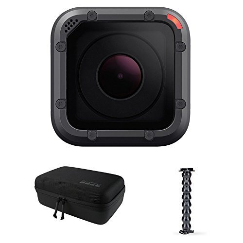 Pack GoPro HERO5 Session + GoPro Casey + GoPro Gooseneck