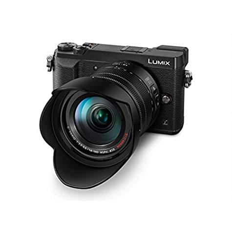 Hybride Panasonic Lumix GX80 + objectif zoom 14-140mm