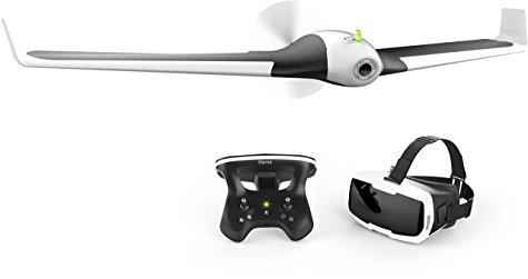Parrot DISCO FPV - Drone aile volante + Skycontroller 2 WiFi + lunettes FPV