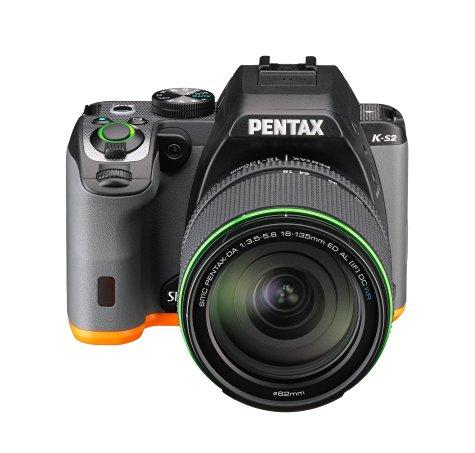 Reflex Pentax K-S2 20 Mpix Wi-Fi tropicalisé + Objectif 18-135mm