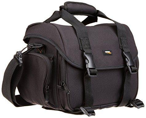 Sacoche AmazonBasics pour reflex (taille Large)