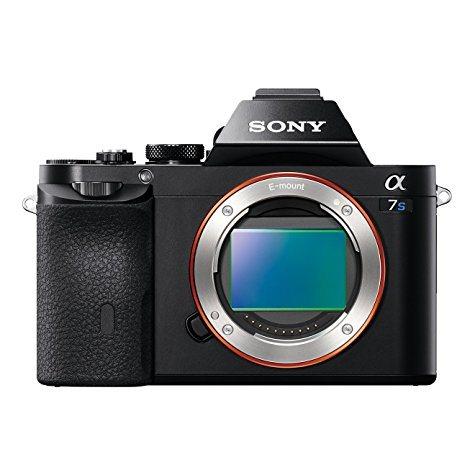 Reflex Sony Alpha 7S (video 4k / 12 Mpix Full-Frame)