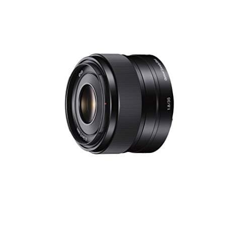 Objectif Sony SEL-35F18 (Monture E) APS-C 35mm F1.8