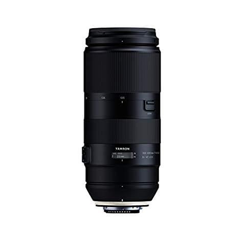 Objectif zoom Tamron 100-400mm f/4.5-6.3Di VC USD (Nikon)