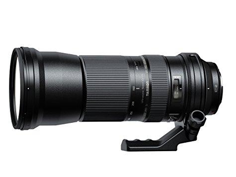 Objectif Zoom Tamron 150-600mm F/5-6,3 (monture Nikon)