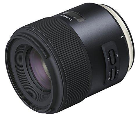 Objectif Tamron Objectif SP 45mm F/1.8 Di VC USD (pour reflex Canon)