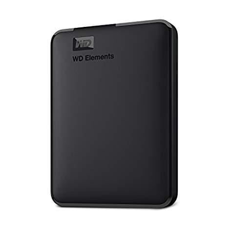 Disque dur externe Western Digital Elements 4 To (USB 3.0)