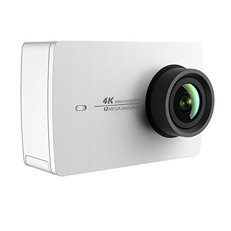 Caméra Xiaomi YI 4K WiFi Action Cam (blanche)
