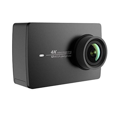 Caméra Xiaomi YI 4K WiFi Action Cam (noir)